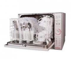 Machines for external washing bottles