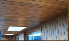 تجاليد الحائط الخشب