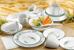 High-quality utensils glass