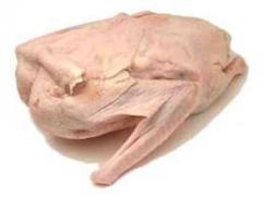 Goose meat