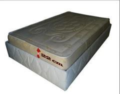 Mattresses (mattresses), highly elastic