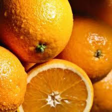 البرتقال اللذيذ
