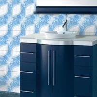 Ceramic flooring tile