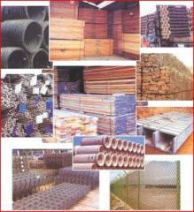Equipment for water supply of hydros-mines and