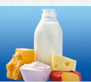 Products made of fermented (sour) milk, dried
