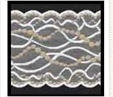 Asbestos fabric
