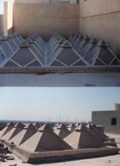 نوافذ السطح