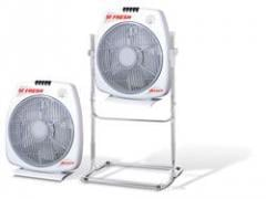 Electric hand fans