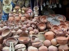 Pottery furnaces