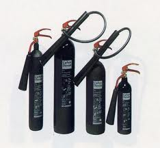 معدات الاطفاء