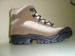 Winter walking shoes