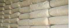 Cement, concrete, artificial stone goods