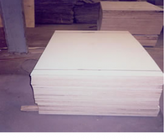 Manufacture of wood