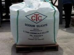 سيليكات الصوديوم لتقوية الخرسانة