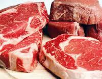 Deep freeze meat