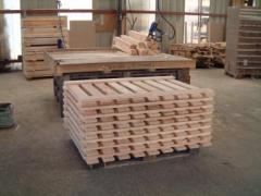 بالتات خشبية