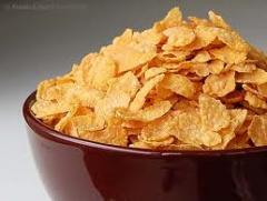 Lines for manufacture of cornflakes