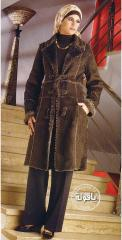 Clothes for winter fishing