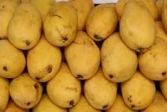 Frozen mango