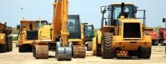 المعدات اللازمة لهذه الصناعة الثقيلة