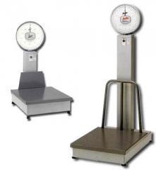 Balance mechanical