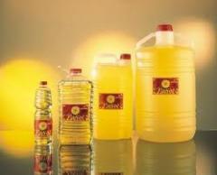 Technical vegetable oils