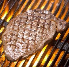 اللحم  المبهر