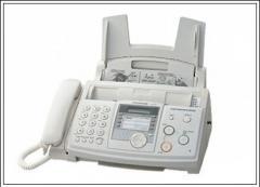 Faxes - modems
