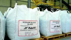 سيليكات الصوديوم الصلبة