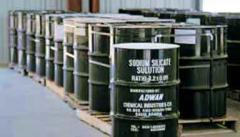 اذابة سيليكات الصوديوم الصلبة