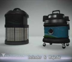 معقمات الهواء من فلتر كوين