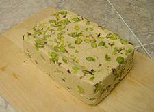 Flour halvah