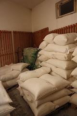 Diabase flour