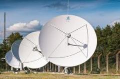Satellite equipment for gas industry