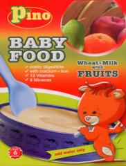 Baby food dairy