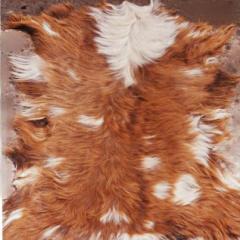Sheepskin fur