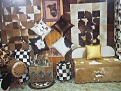 Products of national art crafts