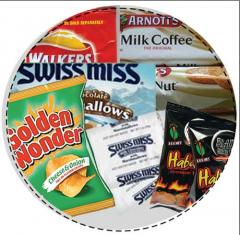 اكياس تعبئة المنتجات  الغذائية