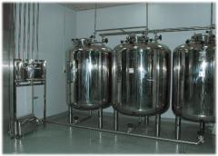 Units for chemical industry