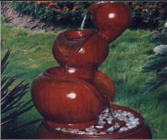 Chalet fountains