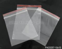 Paper bags for foodstuff