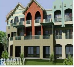Apartment houses (prefabricated construction)