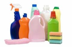 Cleaners for the kitchen