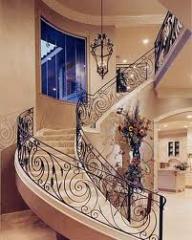 Corner stairs