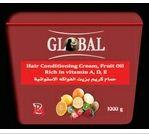 Global hair conditioning cream