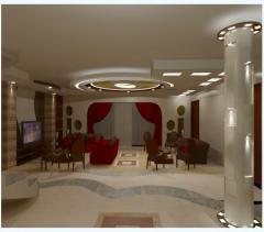 Villa decotation