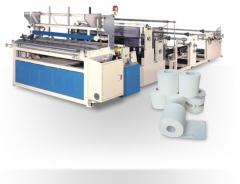 Equipment for production of paper plates