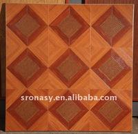 Wooden thresholds for floors