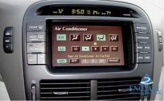 Car air conditioners