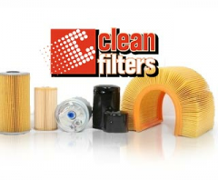 Filters for cleaning of ventilation ducts